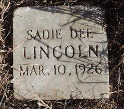 Sadie Dee Lincoln