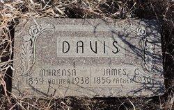 Mary Marensa Nina <i>Roberts</i> Davis