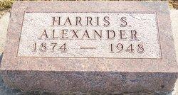 Harris S Alexander