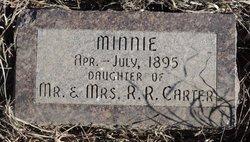 Minnie Carter