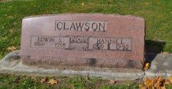 Hannah E. Hannie Clawson