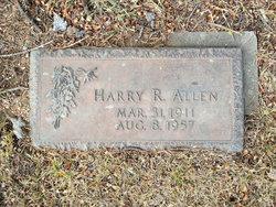 Harry R. Allen