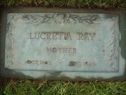 Lucretia <i>Julien</i> Ray
