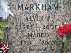 Alvin James Slick & A.J. Markham