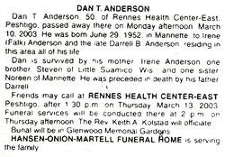 Dan T. Anderson