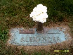 Genevieve <i>Arrison</i> Alexander
