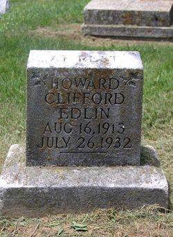 Howard Clifford Edlin