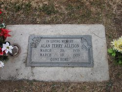 Alan Terry Allison