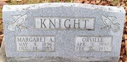 Margaret <i>Austin</i> Knight