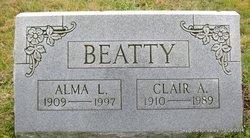 Clair R Beatty