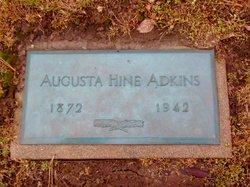 Agusta <i>Hine</i> Adkins