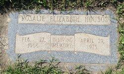 Rosalie Elizabeth <i>Skonetski</i> Housos