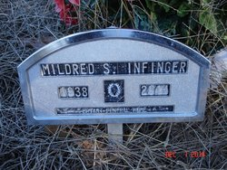 Mildred <i>Singletary</i> Infinger