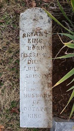 Bryant King