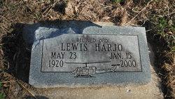 Lewis Harjo