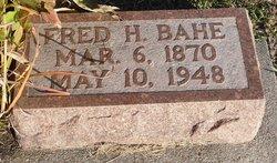 Frederick Henry Bahe