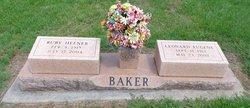 Ruby Inez <i>Hefner</i> Baker