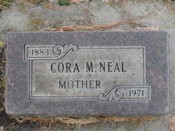 Cora Myrtle <i>Evans</i> Neal