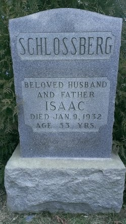 Leiser Isaac Schlossberg