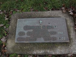 Charles Cleveland Starr