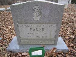 Margaret Lillian Meg Baker