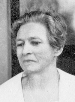 Clara Elizabeth <i>Messer</i> LANDES
