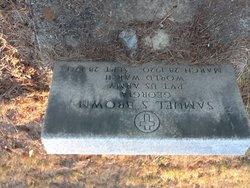 Samuel S Brown