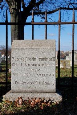Lieut George Dobbin Penniman, III