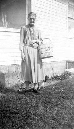 Mary W <i>Whitaker</i> Fletcher
