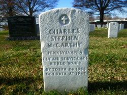 Charles Stephen McCarthy