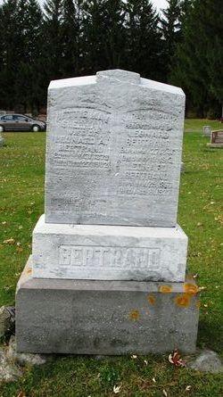 Nettie May <i>Sherman</i> Bertrand