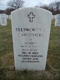 Ellsworth E Al Carothers