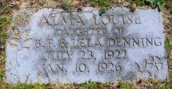 Alma Louise Denning