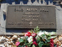Orlo Alvin Ball