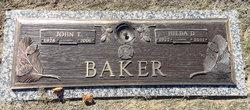 Hilda <i>Deardorff</i> Baker