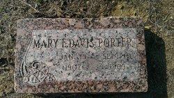 Mary Elizabeth <i>Johnson</i> Porter