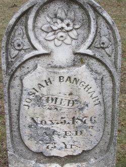 Josiah Banghart