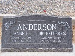 Anne L Anderson