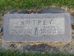 Martha Jane <i>McNeill</i> Autrey
