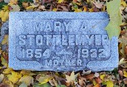 Mary Ann <i>Gaver</i> Stottlemyer