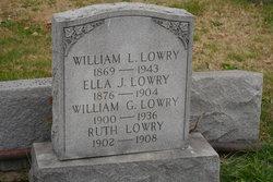 William Lee Lowry