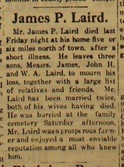 James Pinkerton Laird