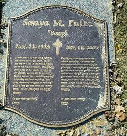 Sonya M. <i>Carter</i> Fultz