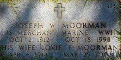 Joseph Woerner Taber Moorman