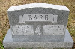 Joseph G Barr