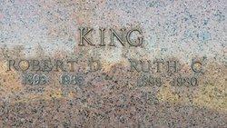 Ruth Catherine <i>Eschman</i> King