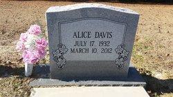 Alice Cheese <i>Jackson</i> Davis