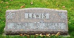 Edward Dwight Lewis