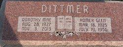 Homer Glen Dittmer