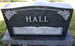 Stella J <i>Wayne</i> Hall